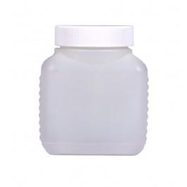 Kunststoffvierkantflasche E350