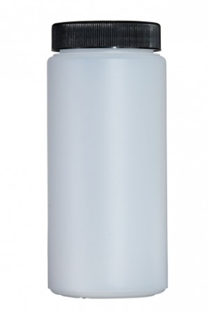 Kunststoffrundflasche 200ml