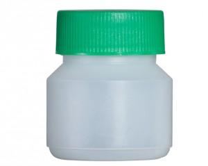 Kunststoffrundflasche 50ml