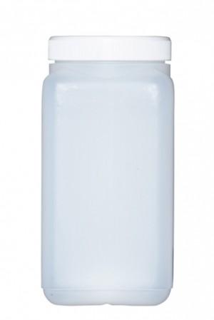 Kunststoffvierkantflasche U1000