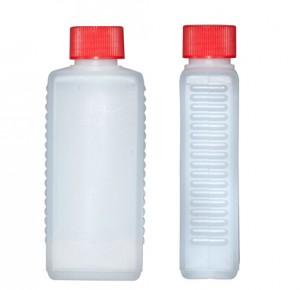 Kunststoffvierkantflasche F150