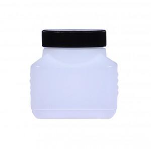 Kunststoffvierkantflasche E250