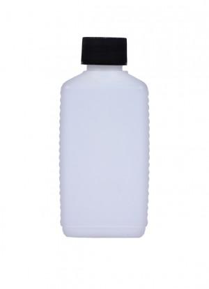 Kunststoffvierkantflasche V200