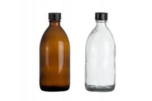 Enghalsglasflasche 250ml