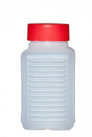 Kunststoffvierkantflasche H250