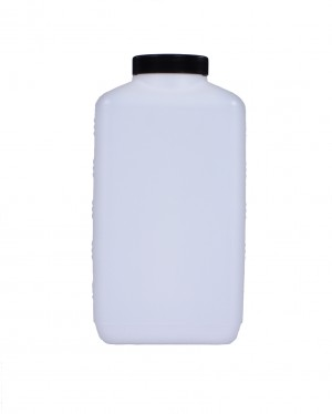 Kunststoffvierkantflasche M2000