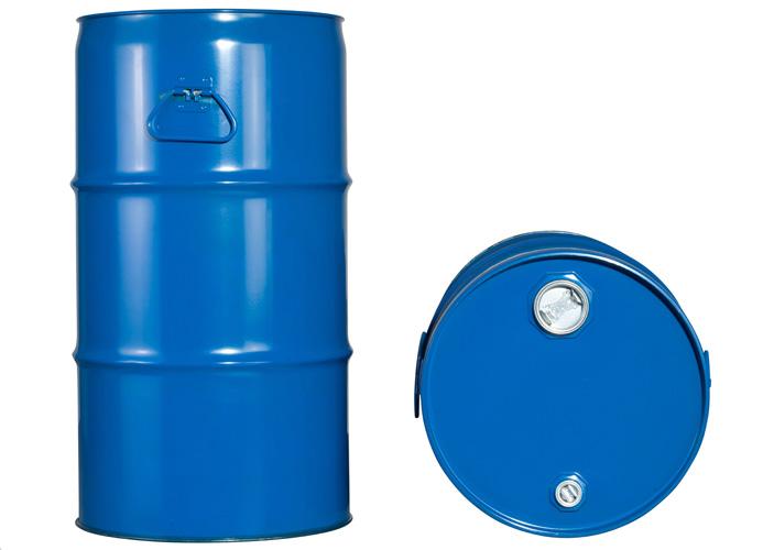 Stahlblech-Kannen und Garagenfässer
