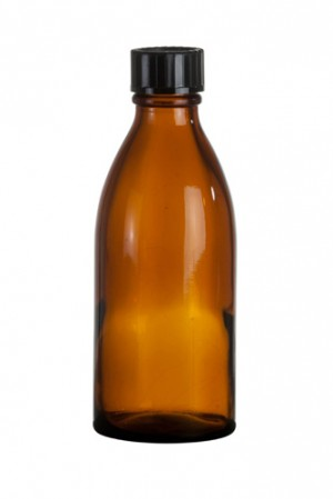 Enghalsglasflasche 125ml