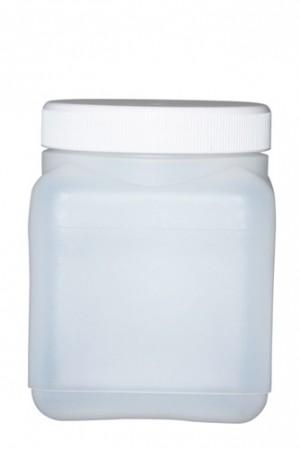 Kunststoffvierkantflasche U500