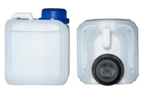 Kunststoffkanister 1l (Kunststoffkanister und EVOH)
