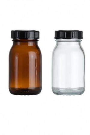 Weithalsglasflasche 150ml
