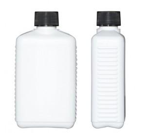Kunststoffvierkantflasche F250