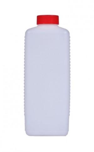 Kunststoffvierkantflasche E1100