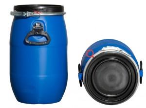 Kunststoffdeckelfass 30 l (Kunststoffdeckelfässer)