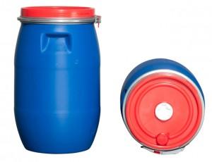 Kunststoffdeckelfass 30l (Kunststoffdeckelfässer)