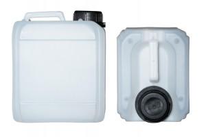 Kunststoffkanister 2l (Kunststoffkanister und EVOH)