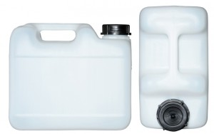 Kunststoffkanister 5l (Kunststoffkanister und EVOH)