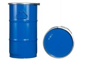 Stahlblechdeckelfass zyl. für Feststoffe (Stahlblechdeckelfässer)