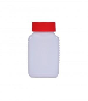 Kunststoffvierkantflasche V150