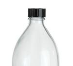 Enghalsglasflasche